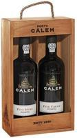 Port WIne Set Cálem: Fine Ruby + Tawny, 0,75l