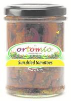 Ortomio sun-dried tomatoes with herbs in oil, 212ml