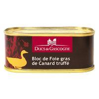 Block of Duck Foie Gras with truffles, 100g