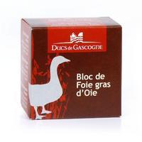 The Block of Goose Foie Gras from the region Gascogne, 65g