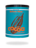 "BECKSCOCOA Drinking Chocolate ""BEFORE NINE"" with fresh mint, 250g can, Fairtrade"