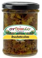 Ortomio Olive Bruschetta Mix, 212ml