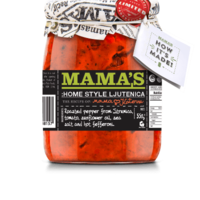 Mama's Lutenica Home Made Mamas, 550g