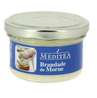 Cod Spread with Goat Cheese, glass 90g