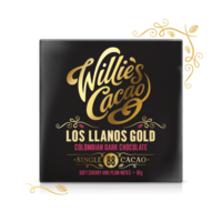 Willie's Cacao Colombian Gold, Los Llanos dark 88%, 50g