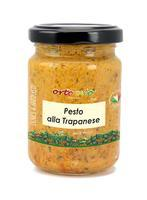Ortomio Pesto alla Trapanese, 156 ml