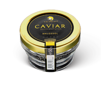 AMUR ROYAL - PREMIUM sturgeon caviar, 50g jar