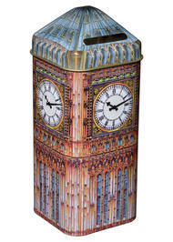 English tea - gift box - Big Ben
