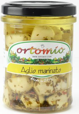 Garlic Cloves Marinated with Herbs, 212 ml