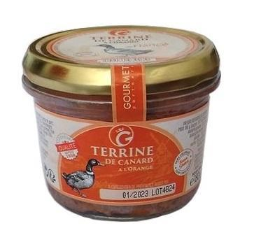 Duck Terrine with Orange, 180g