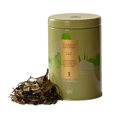 White Tea Silver Peony- Bai Mu Dan in a Gift Tin, 75g