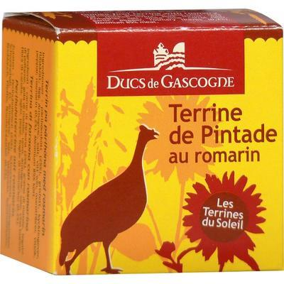 Terrine of Guinea Fowl with Rosemary, 65 g