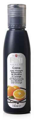 FINI Orange Glaze of Balsamic Vinegar of Modena, P.E.T. 150ml