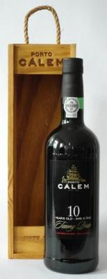 Port Wine Cálem 10 YEARS OLD, 0,75l