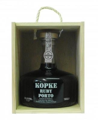 KOPKE DECANTER FINE RUBY Port Wine, 0,75l