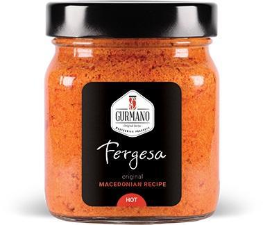 Gurmano FERGESA HOT pálivá, 300g