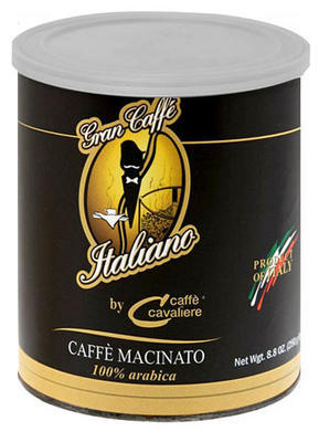 Ground Coffee - Gran Caffe Italiano, 250g