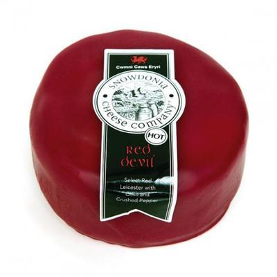Cheddar RED DEVIL, 200g - 1