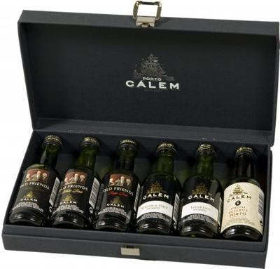 Port Wine Calem MINI BOX 6x0,05l