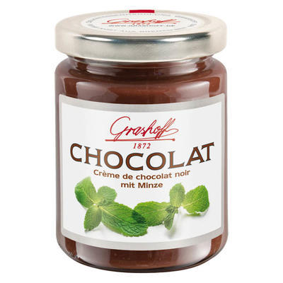 Dark Chocolate Сream with mint, 250g