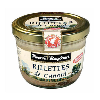 Duck Rillettes, 180g