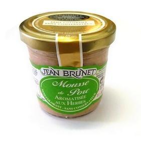 Pork Liver Mousse with Herbs, 90g