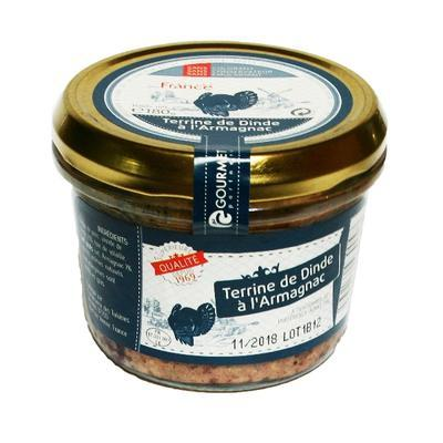 Turkey Terrine with Armagnac, 180g