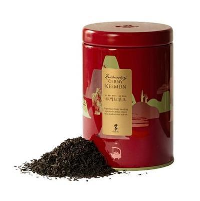 Black Keemun Imperial - Qi Men Hong Cha Wang in a Gift Tin, 75g