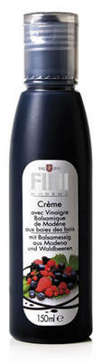 FINI Forest Berries Glaze of Balsamic Vinegar of Modena, P.E.T. 150ml
