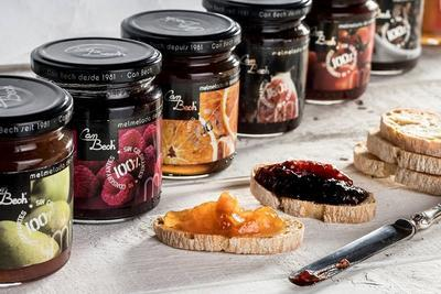 Jam with Colombian Coffee, 270g - 2